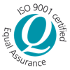 ISO Quality Logo